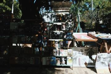 Havana International Book Fair. Old Havana.